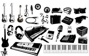 strumenti-musicali-di-grafica-vettoriale_73629