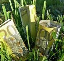 agricoltura e denaro